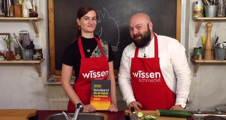 Das Wissen schmeckt-Buch mit dem Springer Verlag!