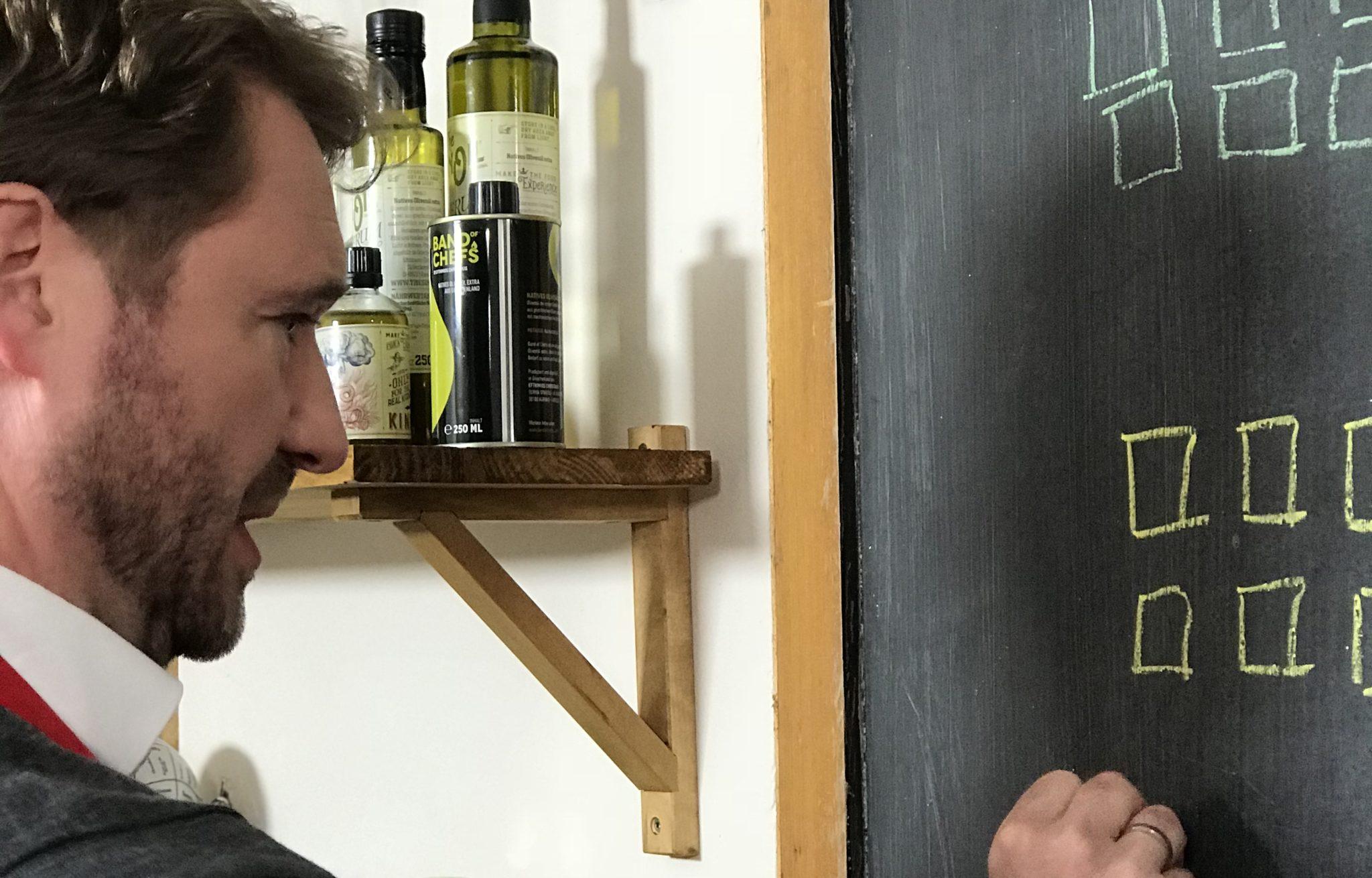 Wissen schmeckt mit Prof. Dr. Thomas Hanke – Alles an seinem Platz!